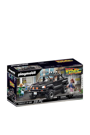 Marty's pick-up truck 70633