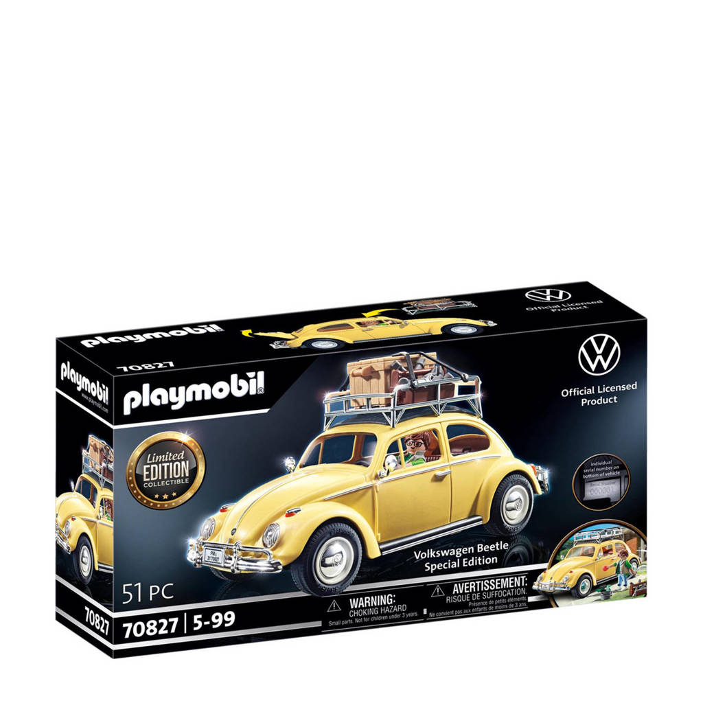 Playmobil Volkswagen  Kever Special Edition 70827