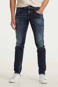 REPLAY slim fit jeans ANBASS AJAX THEME 007- dark blue, 007- DARK BLUE