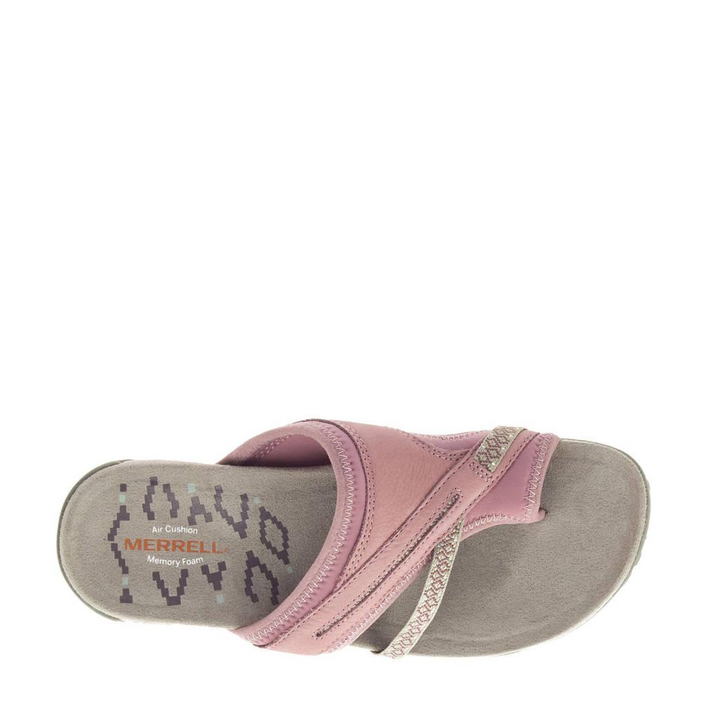 Merrell Terran Post II slippers Merran Post II oudroze, Burlwood