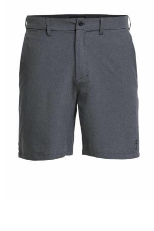 korte outdoor broek Aqua antraciet