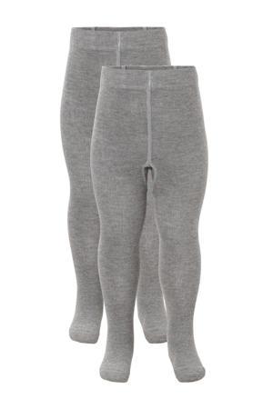 maillot - set van 2 grijs melee