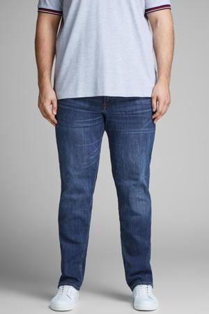 slim fit jeans JJITIM JJORIGINAL Plus Size blue denim