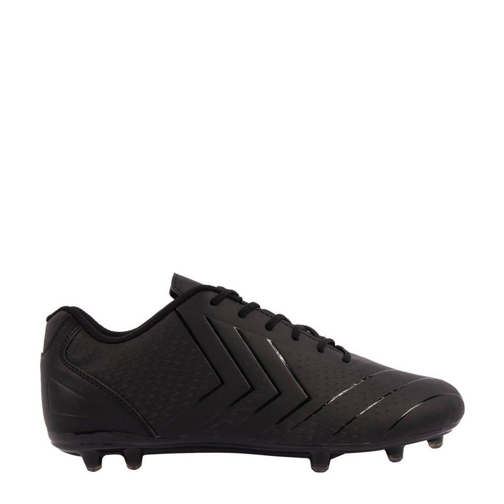 hummel Noir SR  FG III voetbalschoenen zwart, Zwart