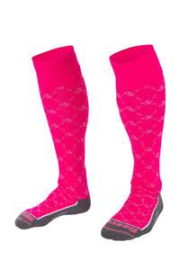 Reece Australia Junior  hockeysokken Oxley roze/grijs, Roze/grijs