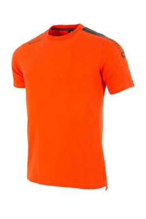 Senior  Sport T-shirt oranje