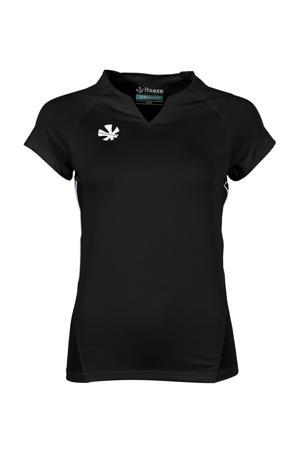 sport T-shirt Rise zwart