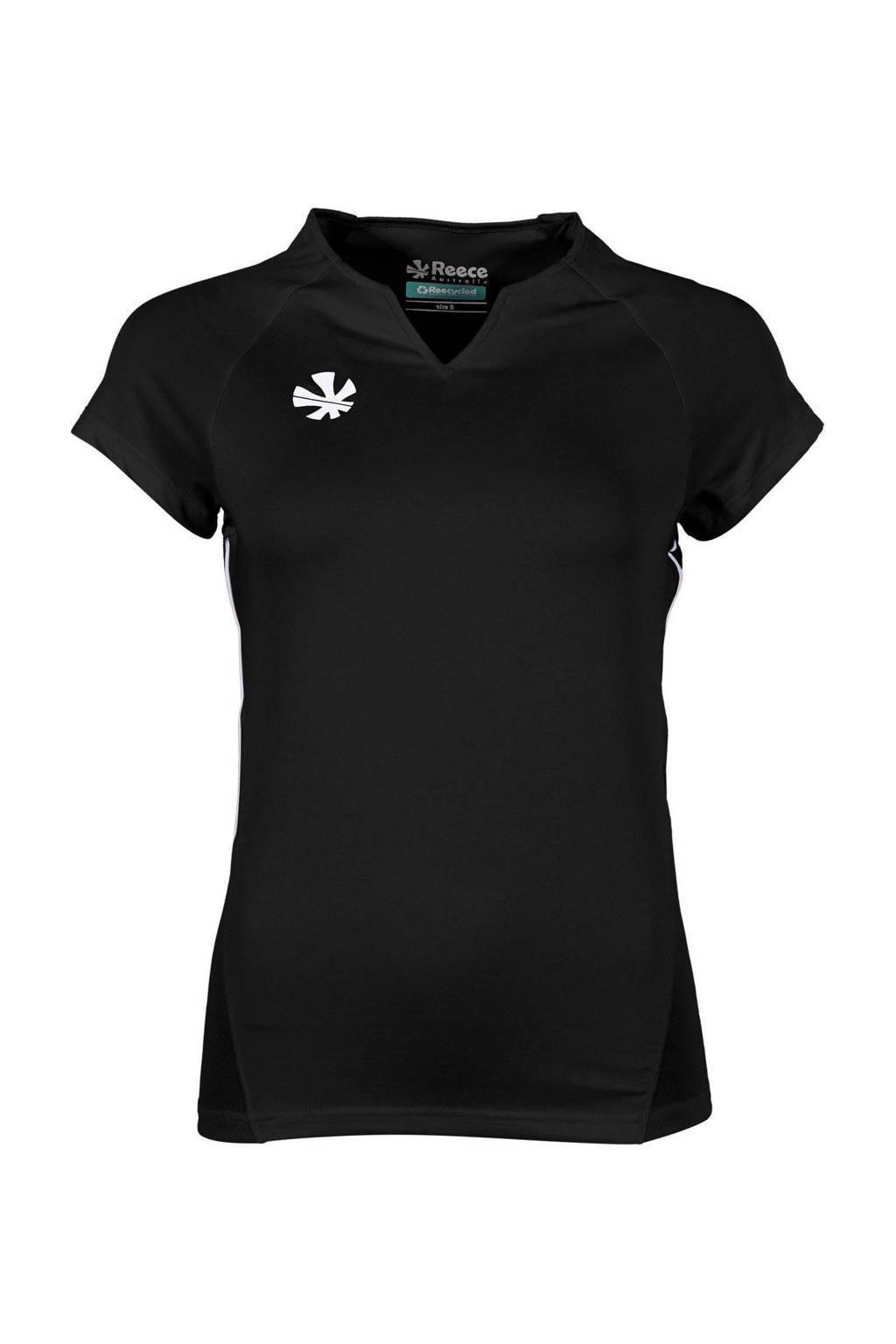 Reece Australia sport T-shirt Rise zwart, Zwart