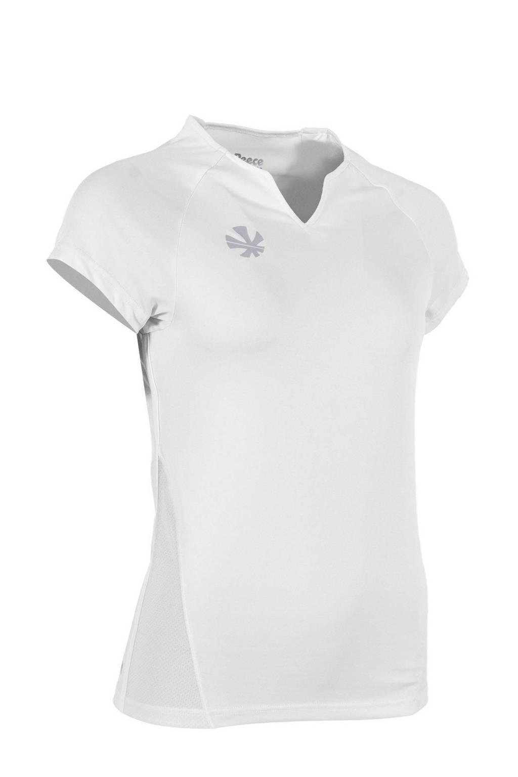 Reece Australia sport T-shirt Rise wit, Wit