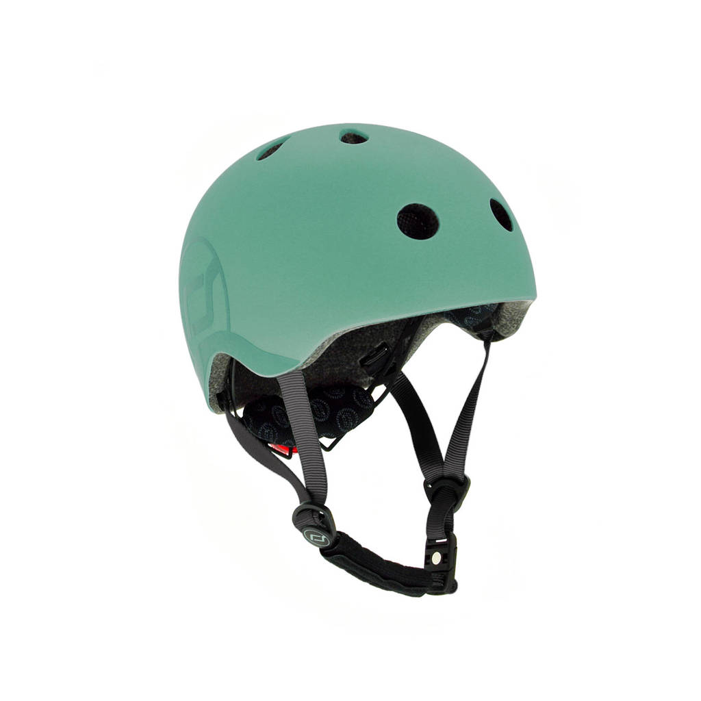 Scoot & Ride helm S - Forest