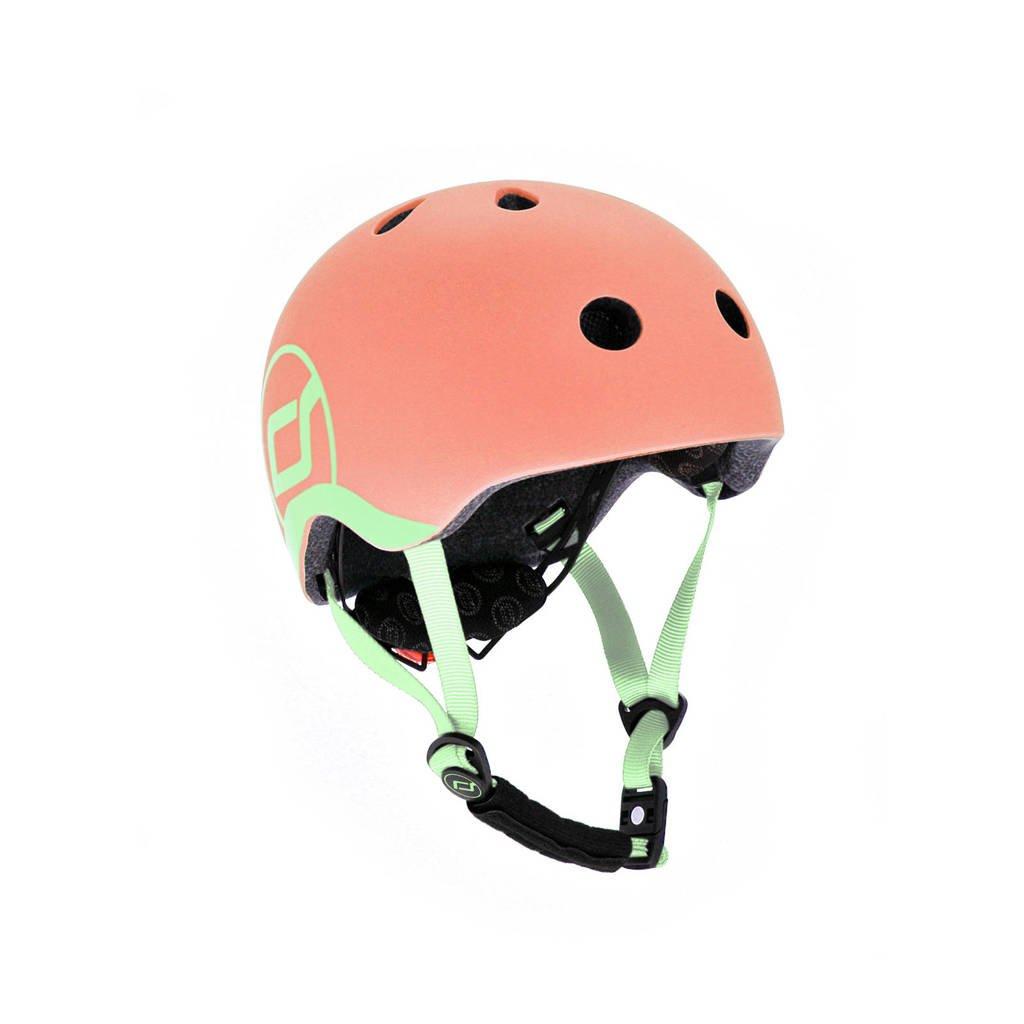 Scoot & Ride helm XS - Peach