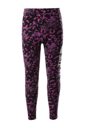 legging zwart/roze