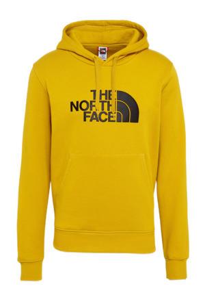 hoodie Drew Peak geel