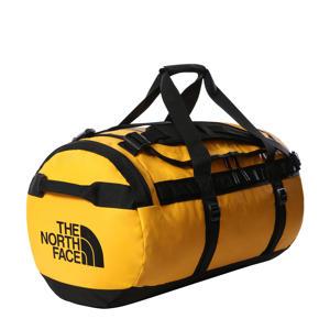 reistas Base Camp Duffel - M geel/zwart
