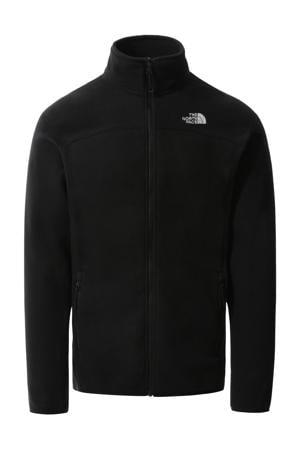 fleece vest 100 Glacier zwart