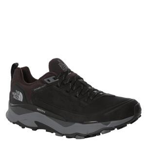 Vectiv Exploris FuturLight  wandelschoenen leer zwart/grijs