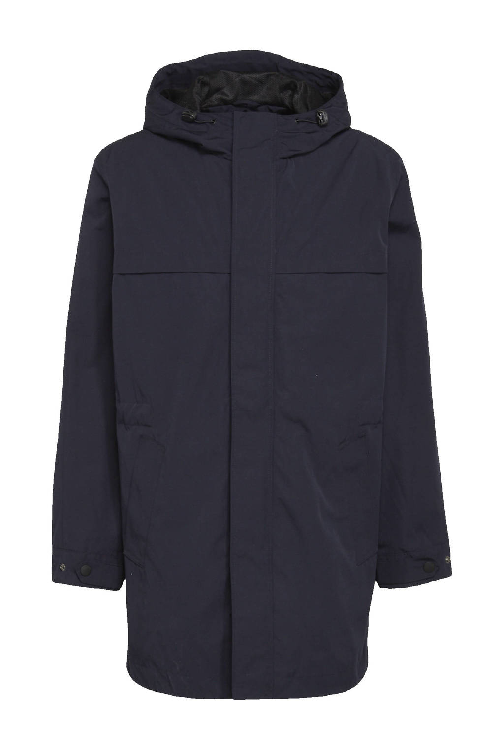C&A Angelo Litrico parka donkerblauw, Donkerblauw