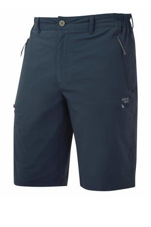 korte outdoor broek Compass donkerblauw
