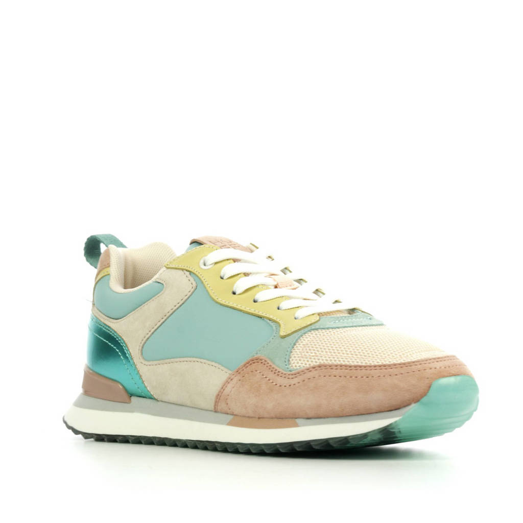 HOFF Singapore  suède sneakers multicolor, Multi