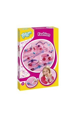 Fashion 8 Foam armbandjes maken