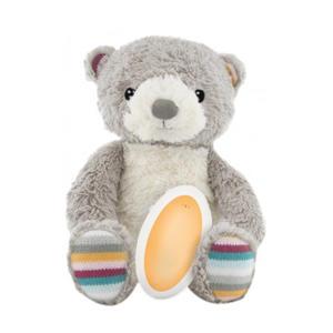Bruno de beer babyslaapknuffel met opname functie