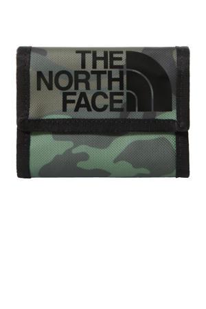 portemonee Base Camp wallet groen/zwart