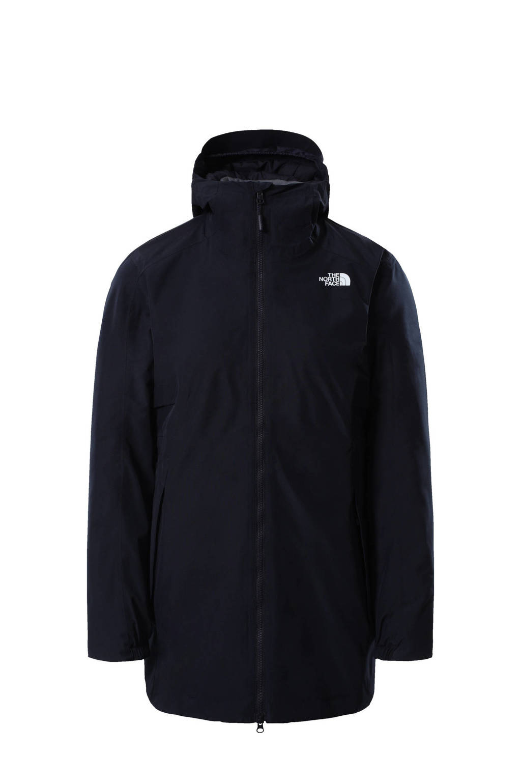 The North Face parka Hikestller Insulated donkerblauw, Donkerblauw