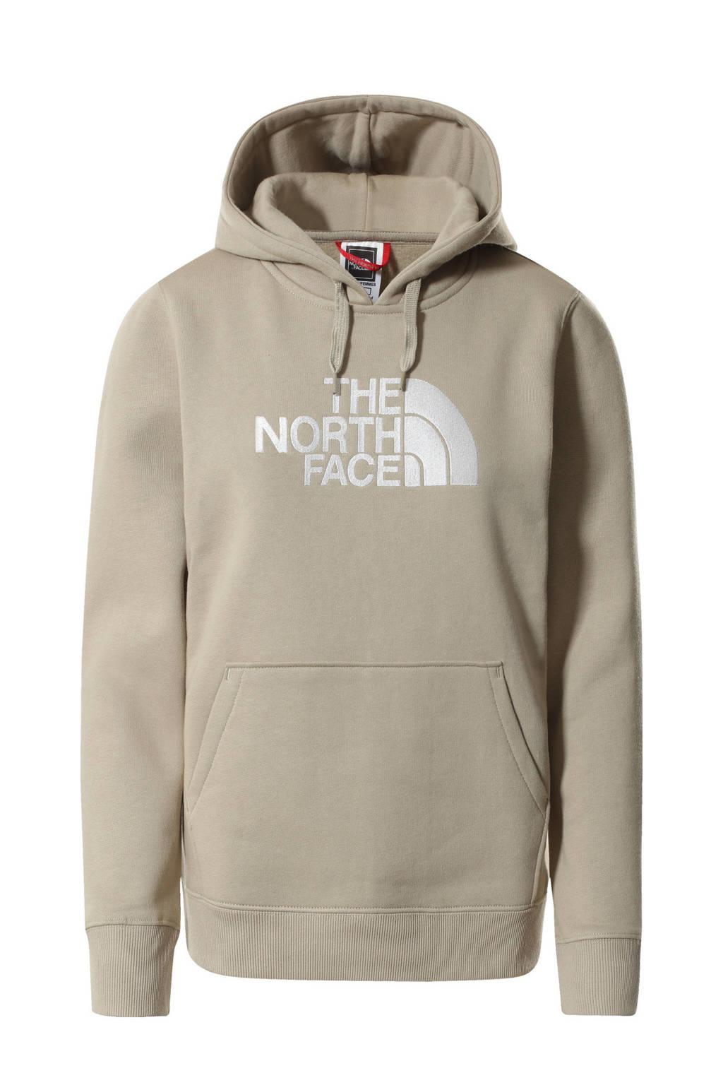 The North Face hoodie Drew Peak zand, Zand