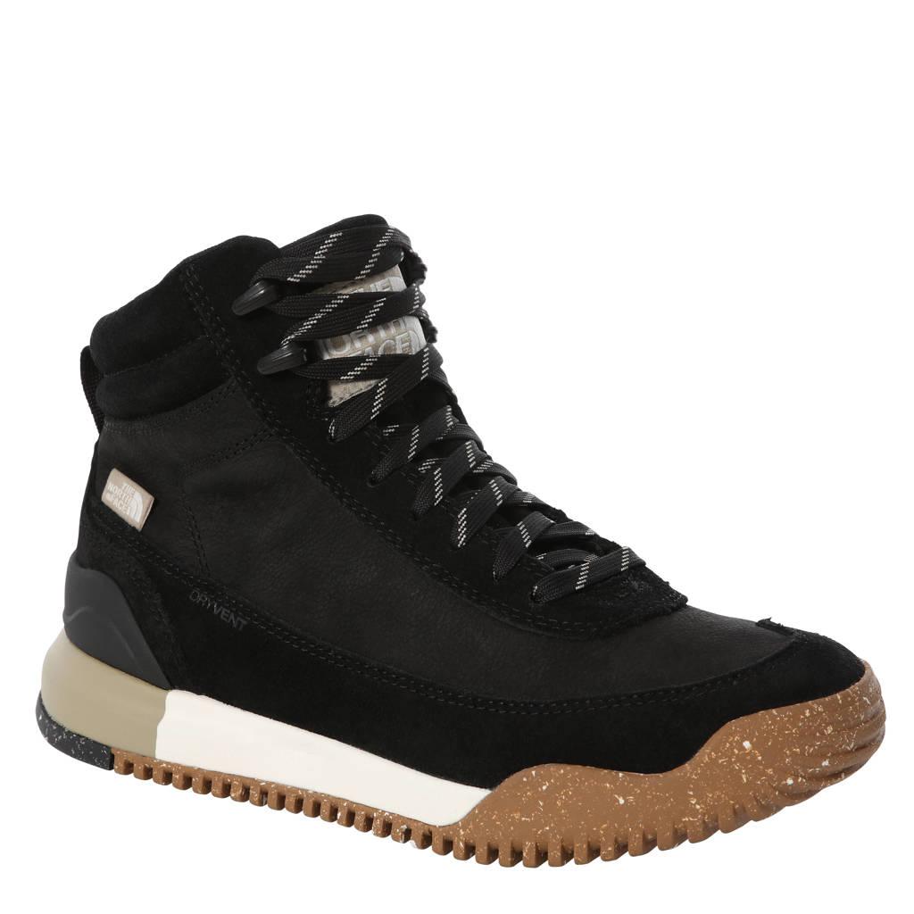 The North Face Back-To-Berkeley III wandelschoenen zwart, Zwart