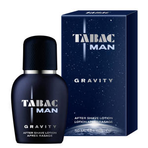 Man Gravity after shave lotion - 50 ml