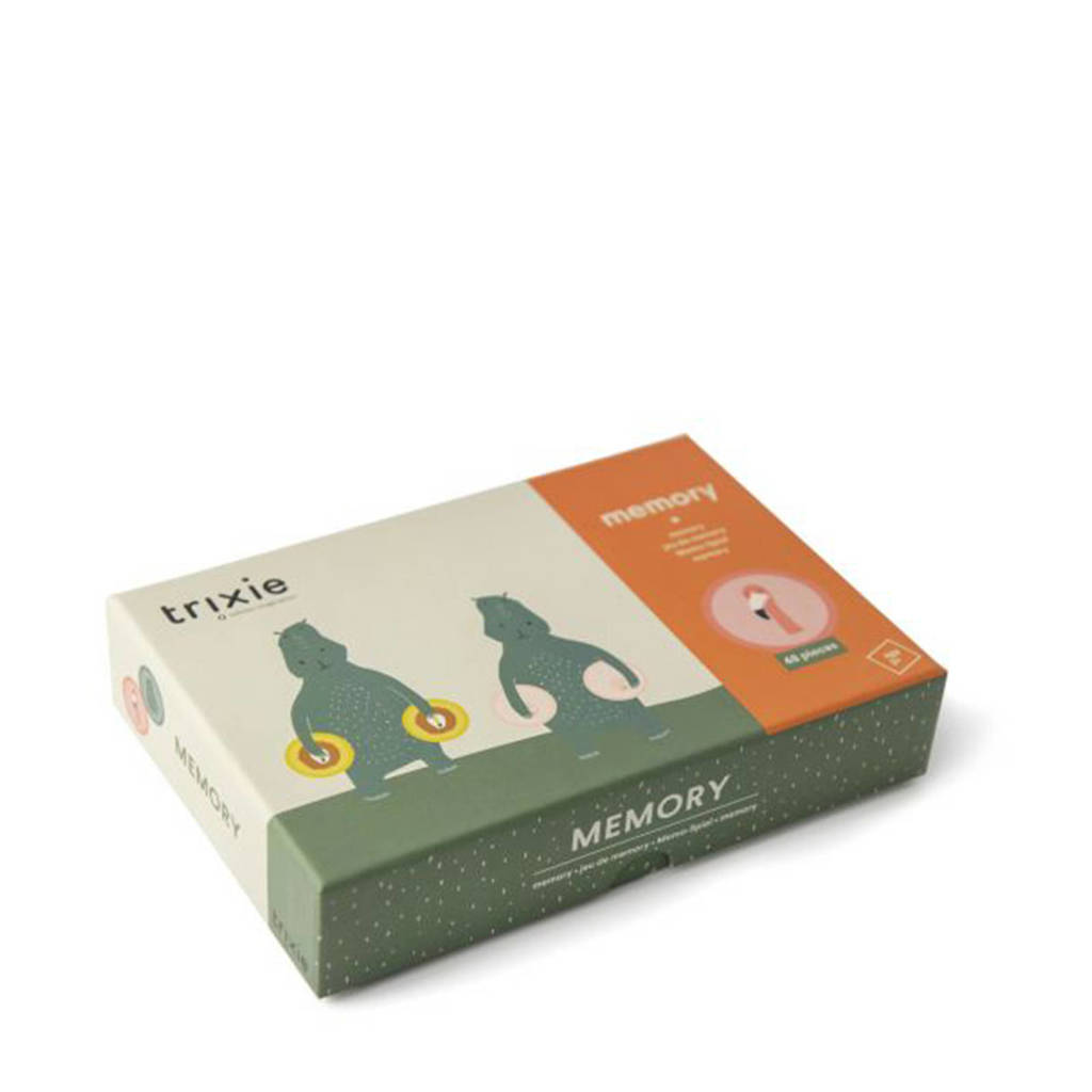 Trixie Memory kaartspel