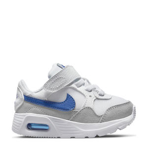 Air Max SC sneakers wit/blauw/grijs