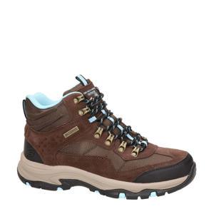 Outdoor  suède wandelschoenen bruin