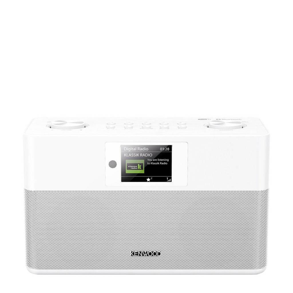 Kenwood DAB+ CR-ST80DAB-W internetradio, Wit