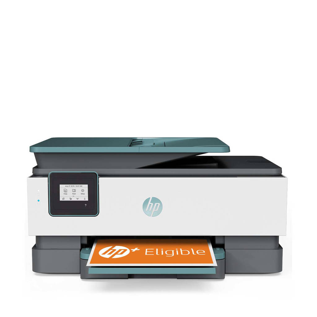 HP OfficeJet Pro 8015E HP+ all-in-one printer, Wit