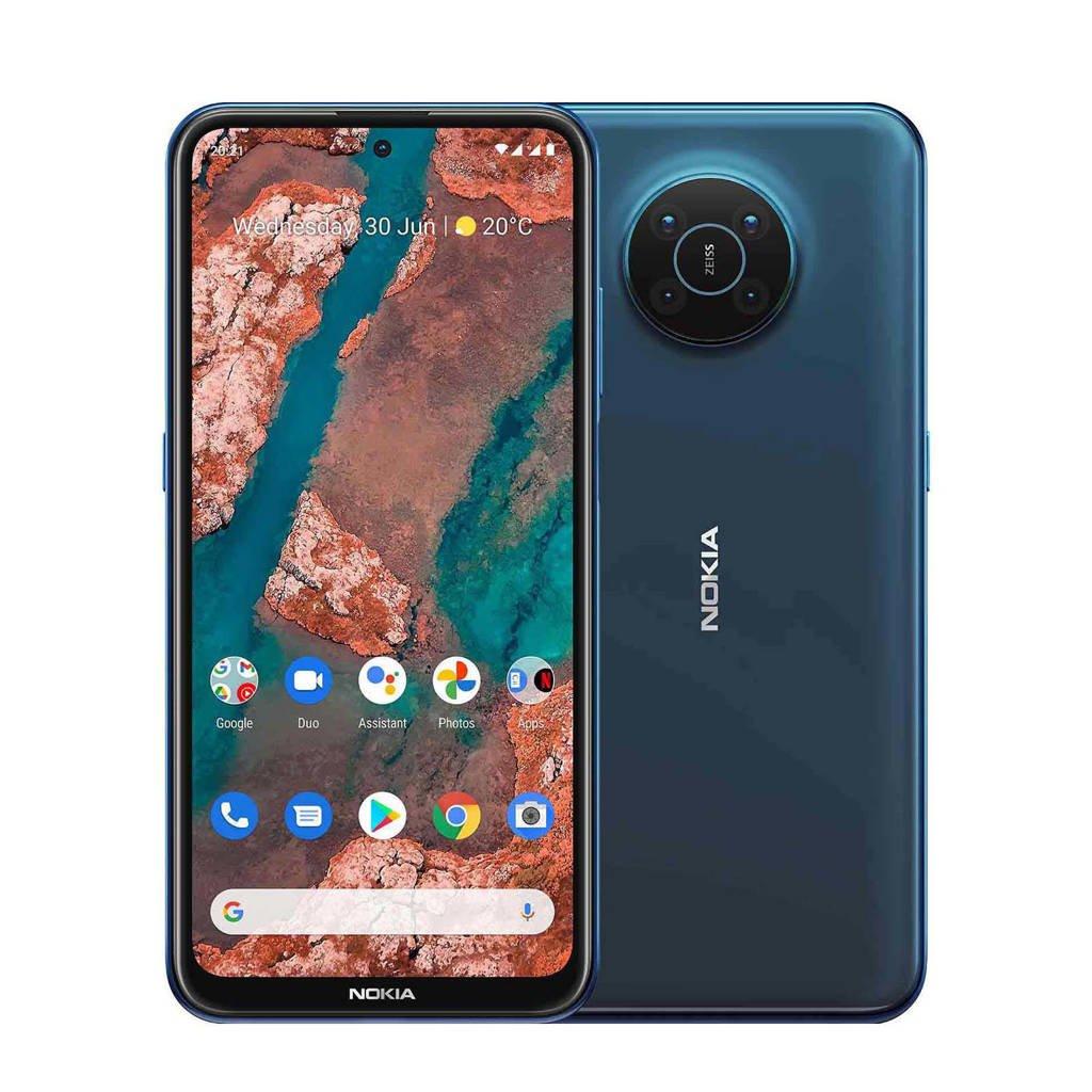 Nokia X20 smartphone 8/128GB (nordic blauw), Blauw