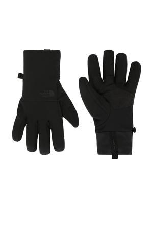 handschoenen Apex+ Etip Glove zwart