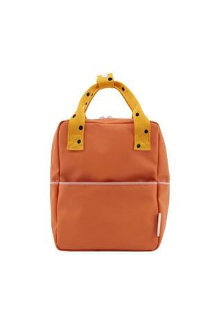 rugzak Freckles Small oranje/geel