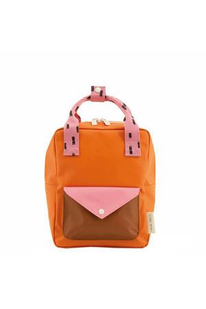 rugzak Sprinkles Envelope Small oranje/roze