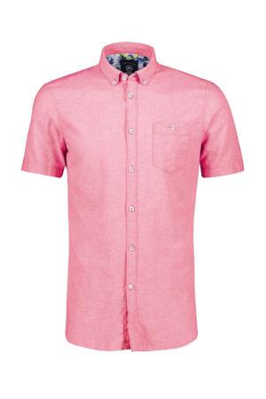 regular fit overhemd wild fuchsia