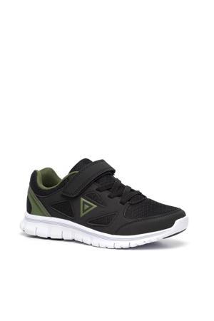 sportschoenen zwart/groen kids