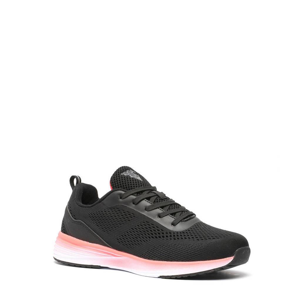 Scapino Osaga Pro   sportschoenen zwart, Zwart