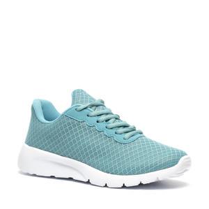 sportschoenen blauw/wit
