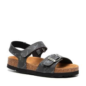 sandalen grijs