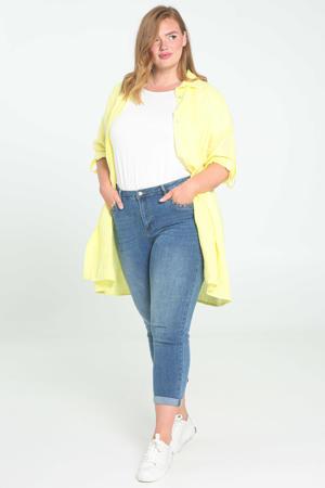slim fit jeans Louise light denim