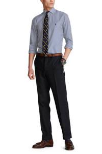 POLO Ralph Lauren gestreept regular fit overhemd blauw/wit, Blauw/wit