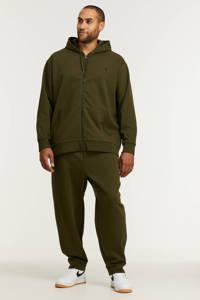 POLO Ralph Lauren Big & Tall +size regular fit joggingbroek Plus Size groen, Groen