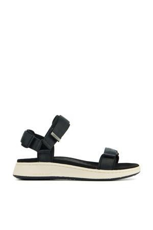 Line  sandalen zwart