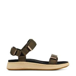 Line  sandalen bruin