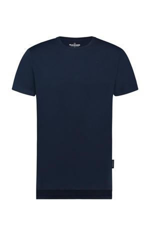T-shirt Harlem donkerblauw